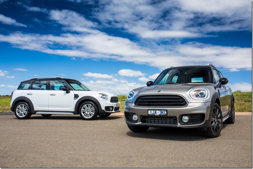 Mini launches the all-new Countryman