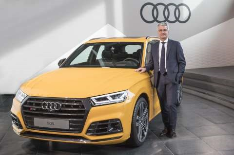 "Audi: Diesel ""issues"" and other matters"