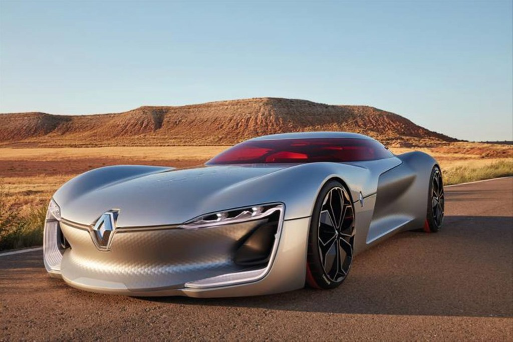 Geneva Car Design Awards: Renault Trezor Concept Car of the Year