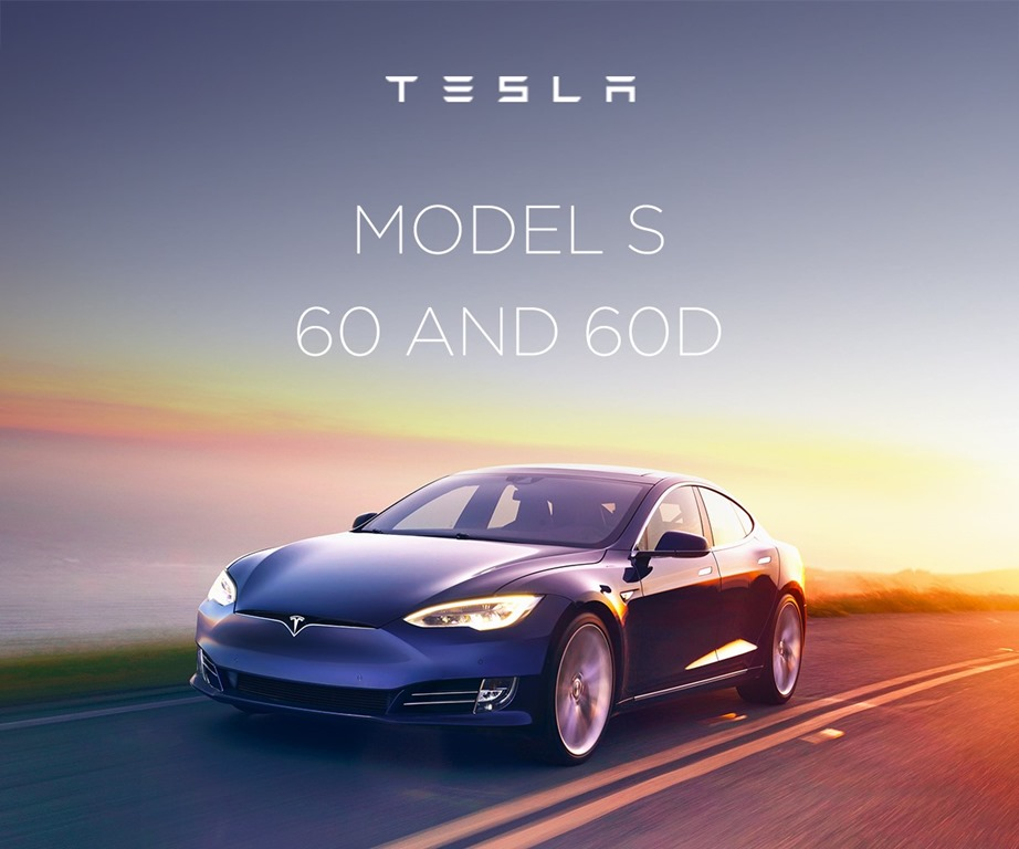 Tesla dumps model S 60 and 60D