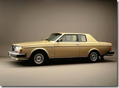 Volvo 262C became an instant classic 40 years agoEnter a post title