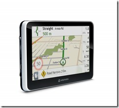 Drive DUO SUV lef map