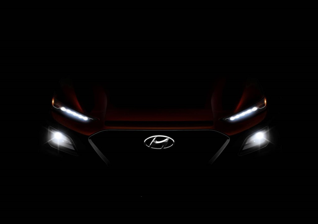 All-New Hyundai KONA: Sleek, sharp and progressive