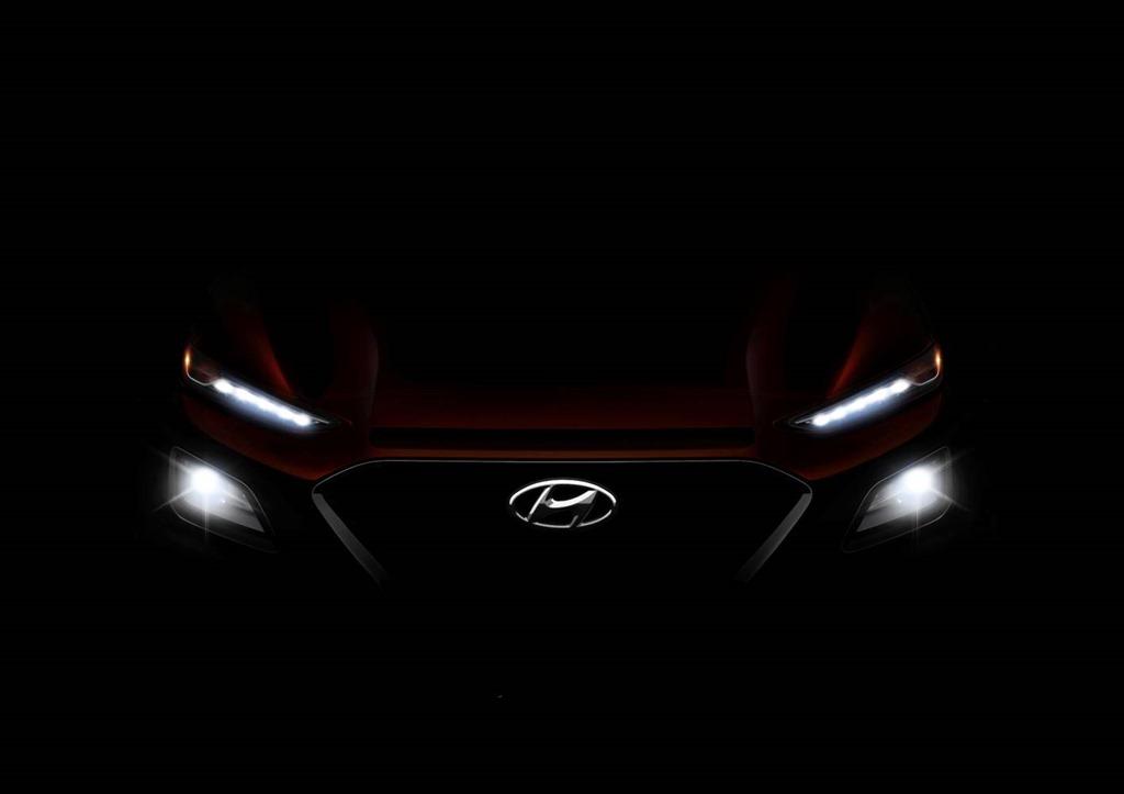 All-New Hyundai KONA: Sleek, sharp andprogressive