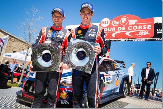 Hyundai- Motorsport  -victory -Tour -de -Corse (1)