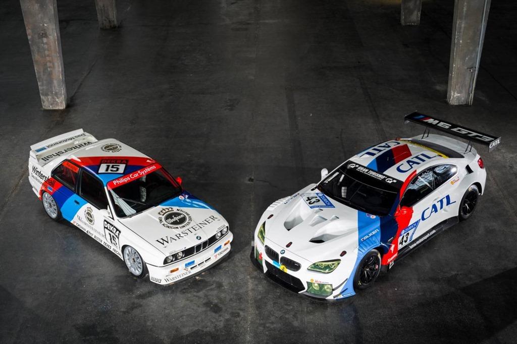 BMW Team Schnitzer BMW M6GT3