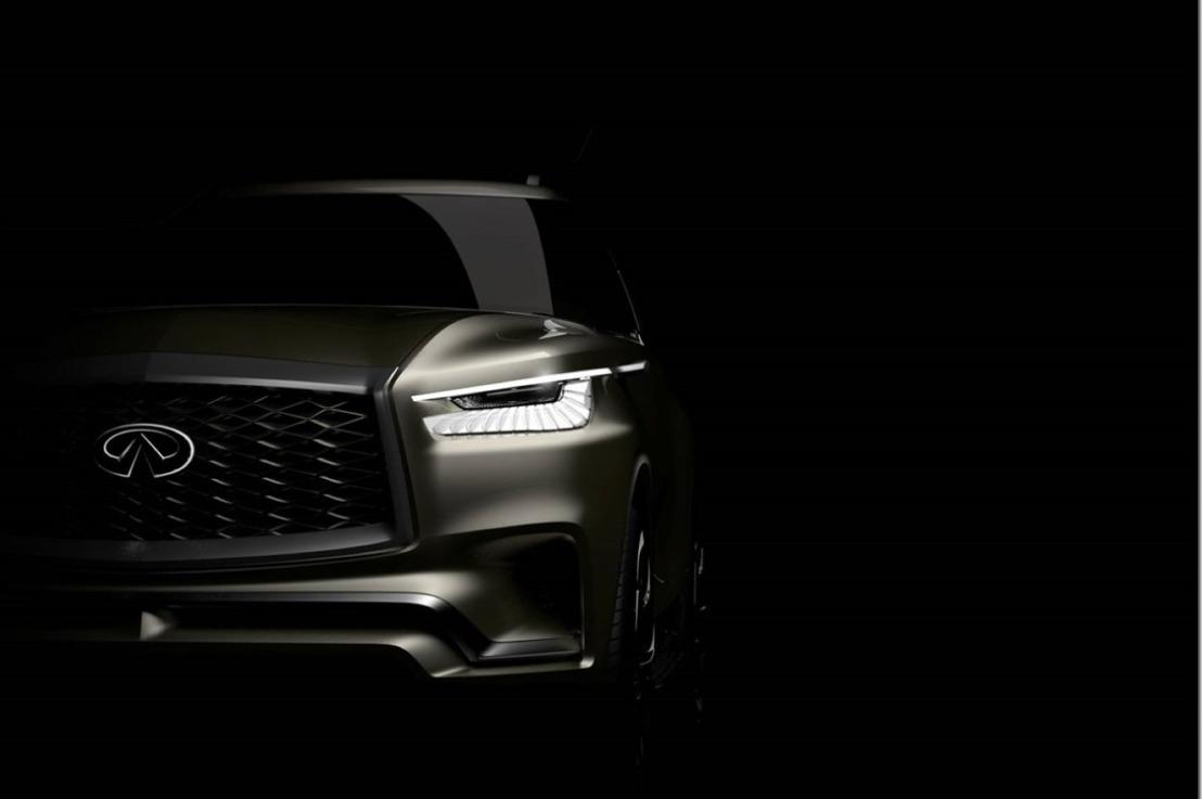 NFINITI Teases New York AutoShow