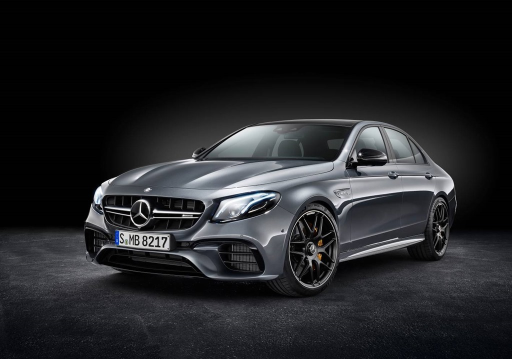 Mercedes-AMG E 63 pricing
