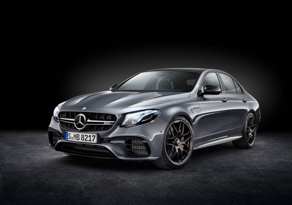 Mercedes-AMG E 63pricing