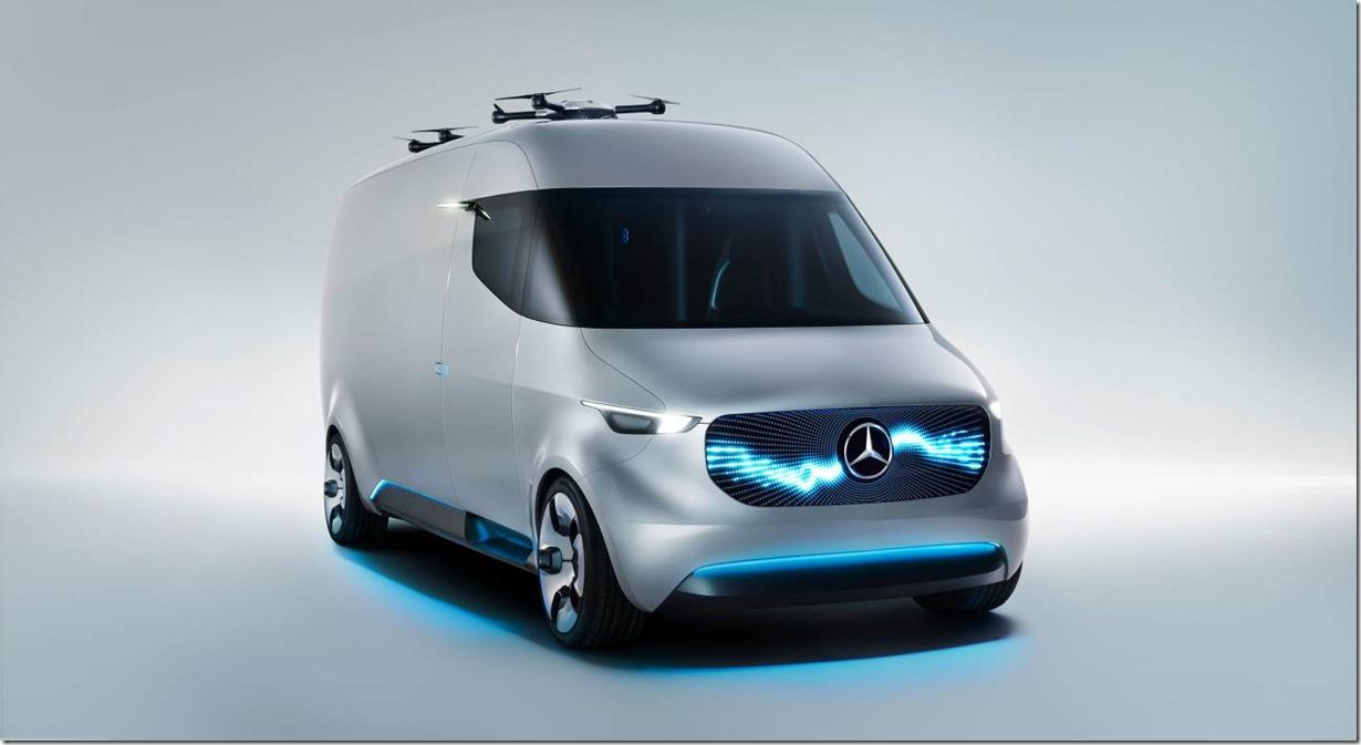 Mercedes-Benz-Vans -pure- vehicle-holistic system-solutions-Vision-Van