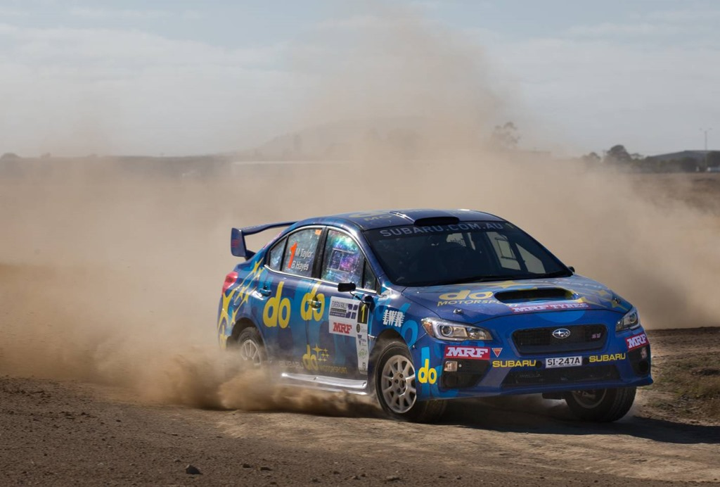 Subaru Motorsport Network supports enthusiasts