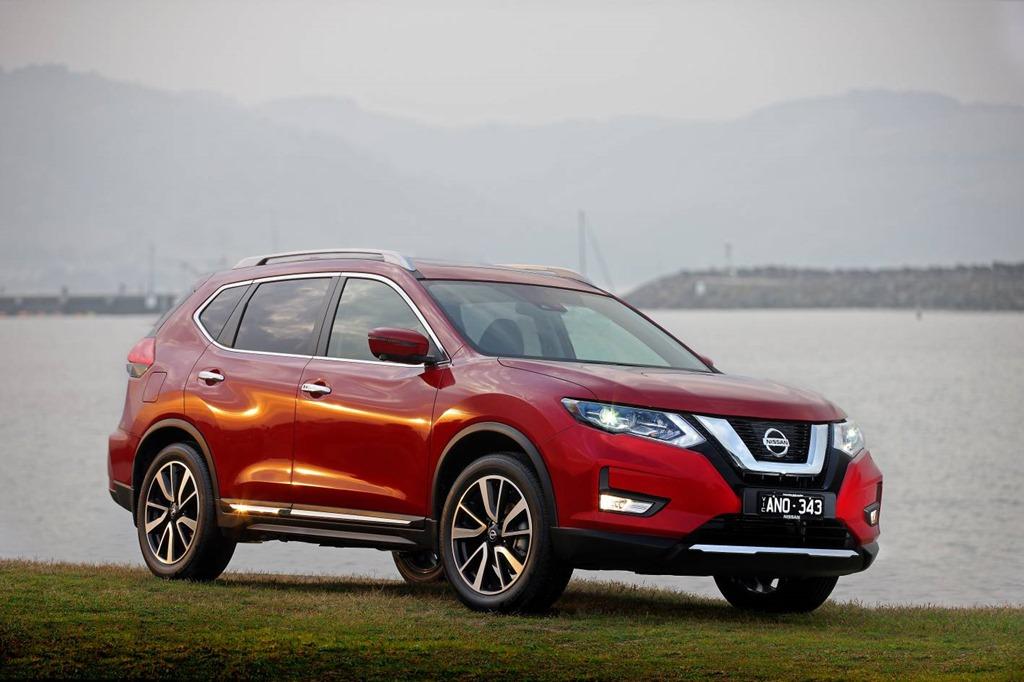 Nissan Releases the 2017 X-TRAIL inAustralia