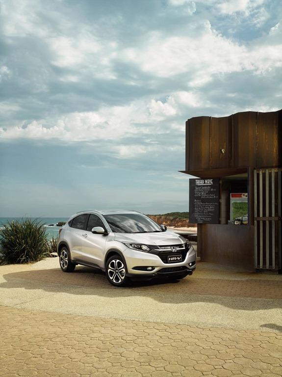 Honda HR-V Receives Equipment Upgrade at No ExtraCost