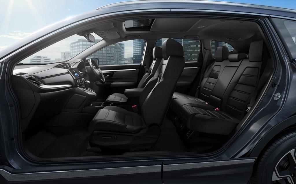 Honda Confirms all Turbo engines plus 5 or 7 Seats for CR-V – GAYCARBOYS.COM