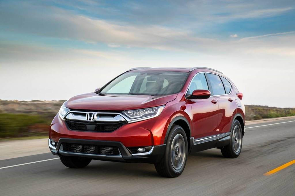 Honda Confirms all Turbo engines plus 5 or 7 Seats forCR-V