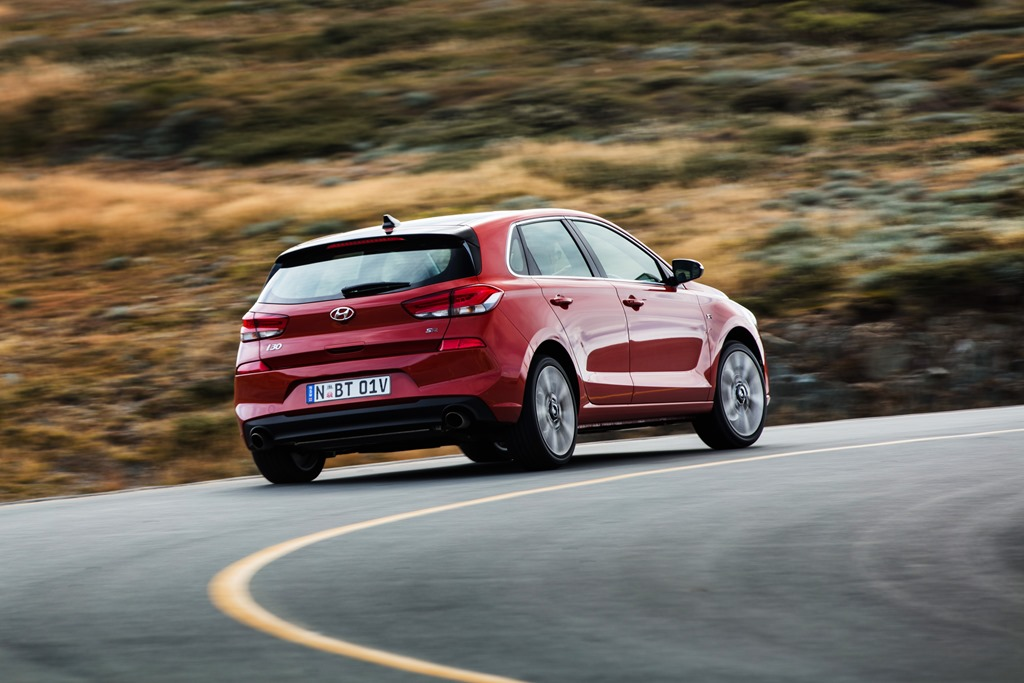 Hyundai conjures another unstoppablei30