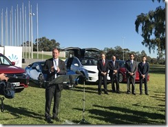 Josh-Frydenberg-electric-vehicle-lobby-group-launch