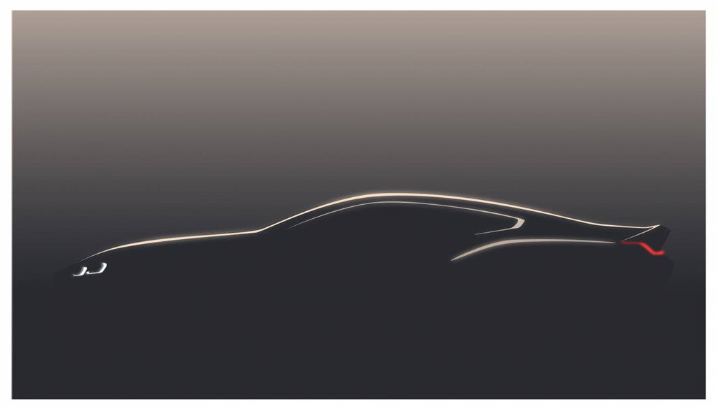 All-New BMW 8 Series teaser shots