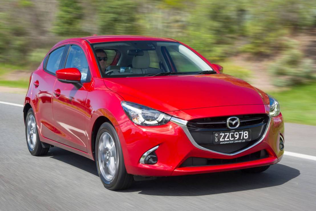 Why we like Mazda's cute baby Mazda2