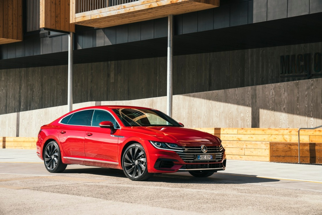 Watch us drive VW's mega safe uber-cruiser, the Arteon