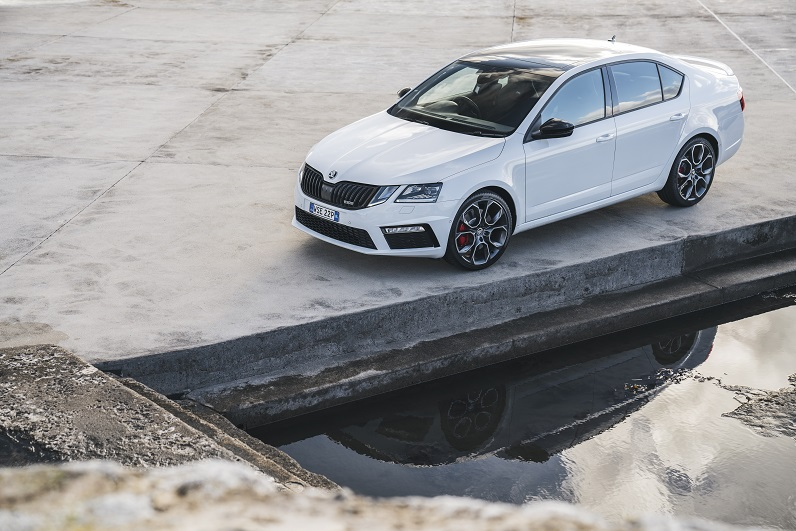 2018 Skoda Octavia VRS 245 launch review