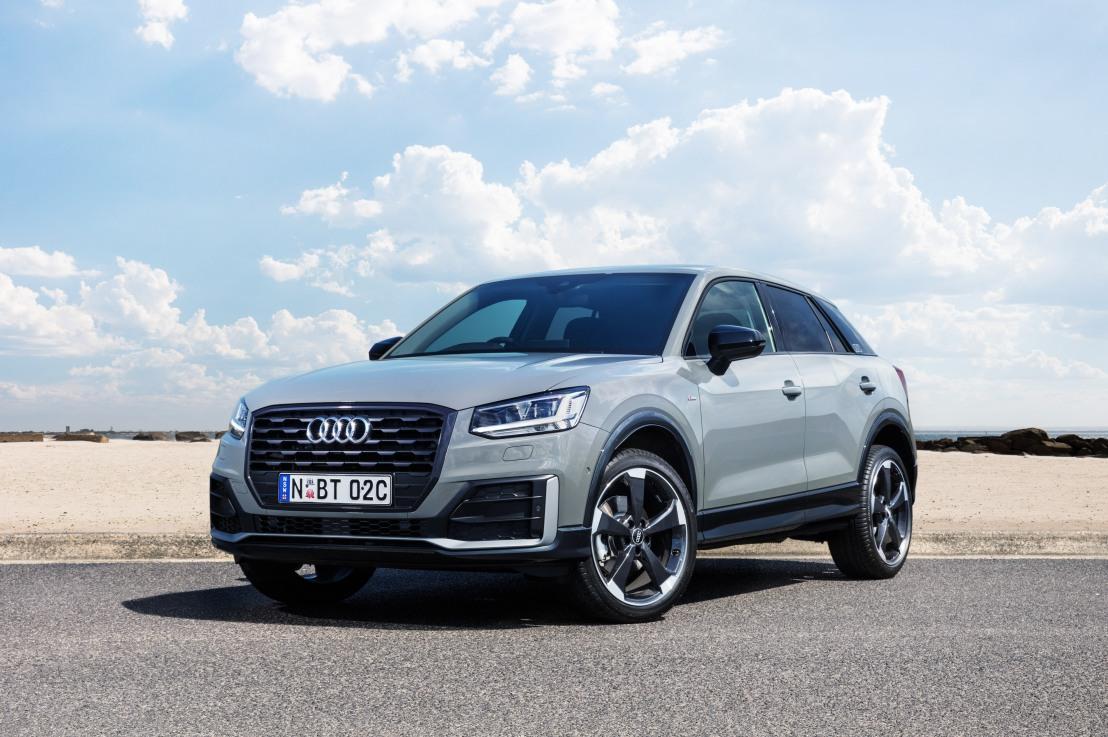 Audi's cute Q2
