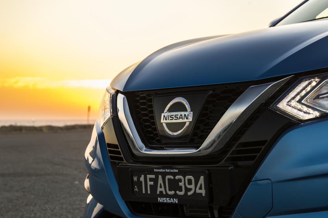 2018 Nissan QashqaiST-L