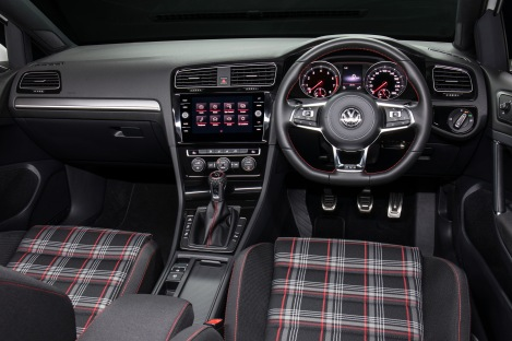 2018 Volkswagen Golf GTi Original.