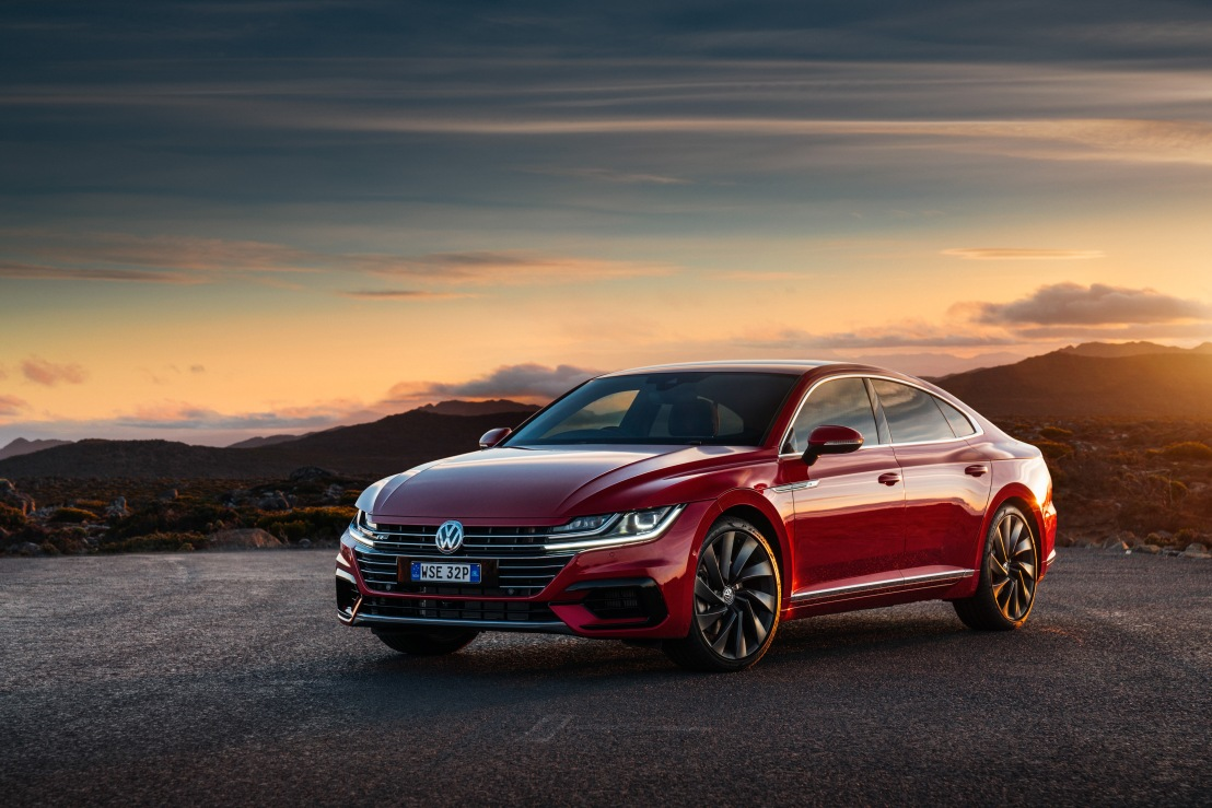 2018 VW Arteon Review and Video
