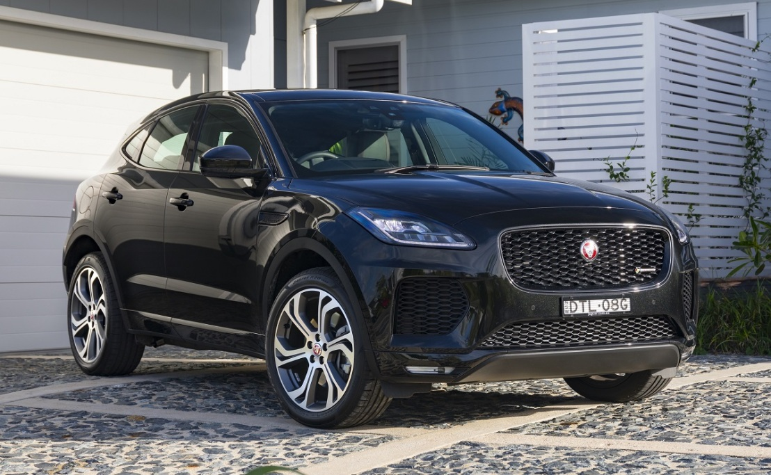 Jaguar E-Pace Launch Review