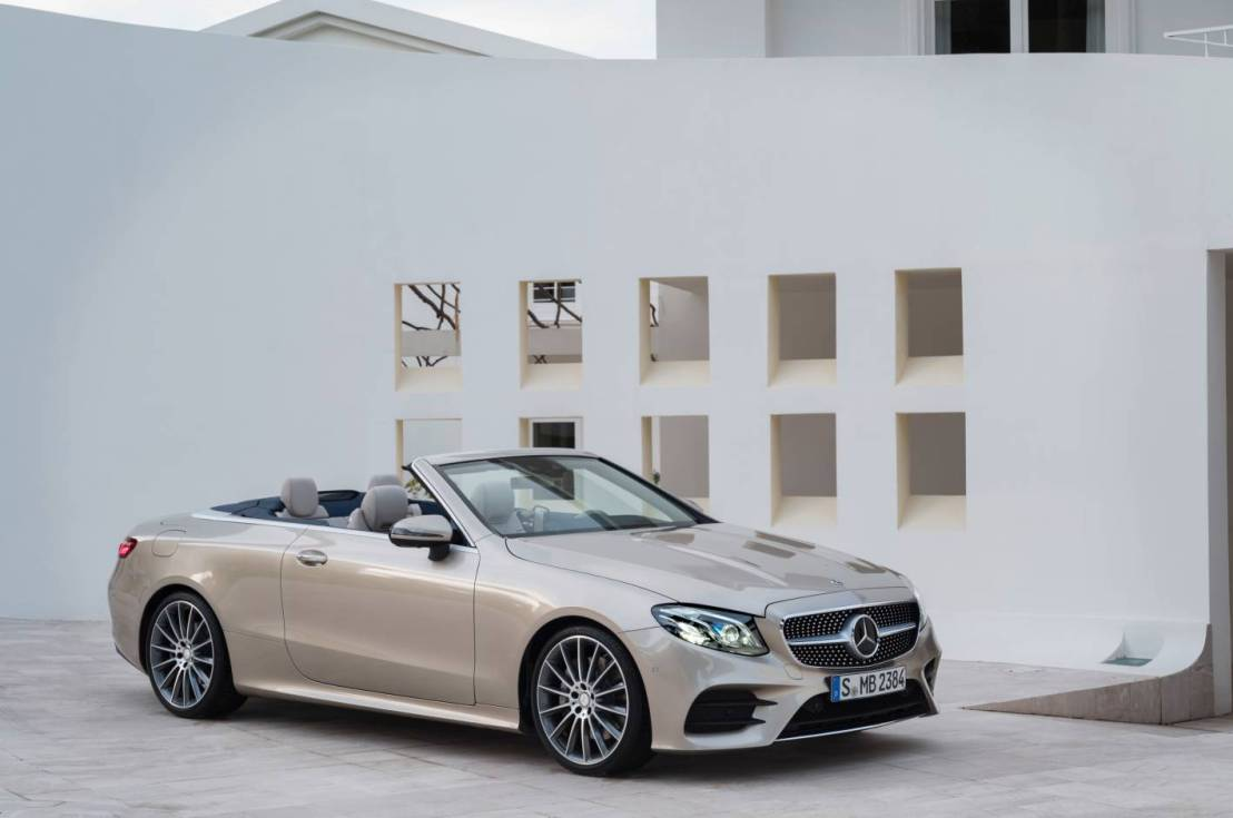 Mercedes Benz E400 Cabriolet 2018 HOW TO videos here