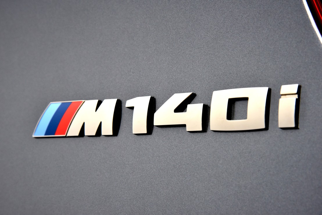 2018 BMW M140i performance manual Video Review