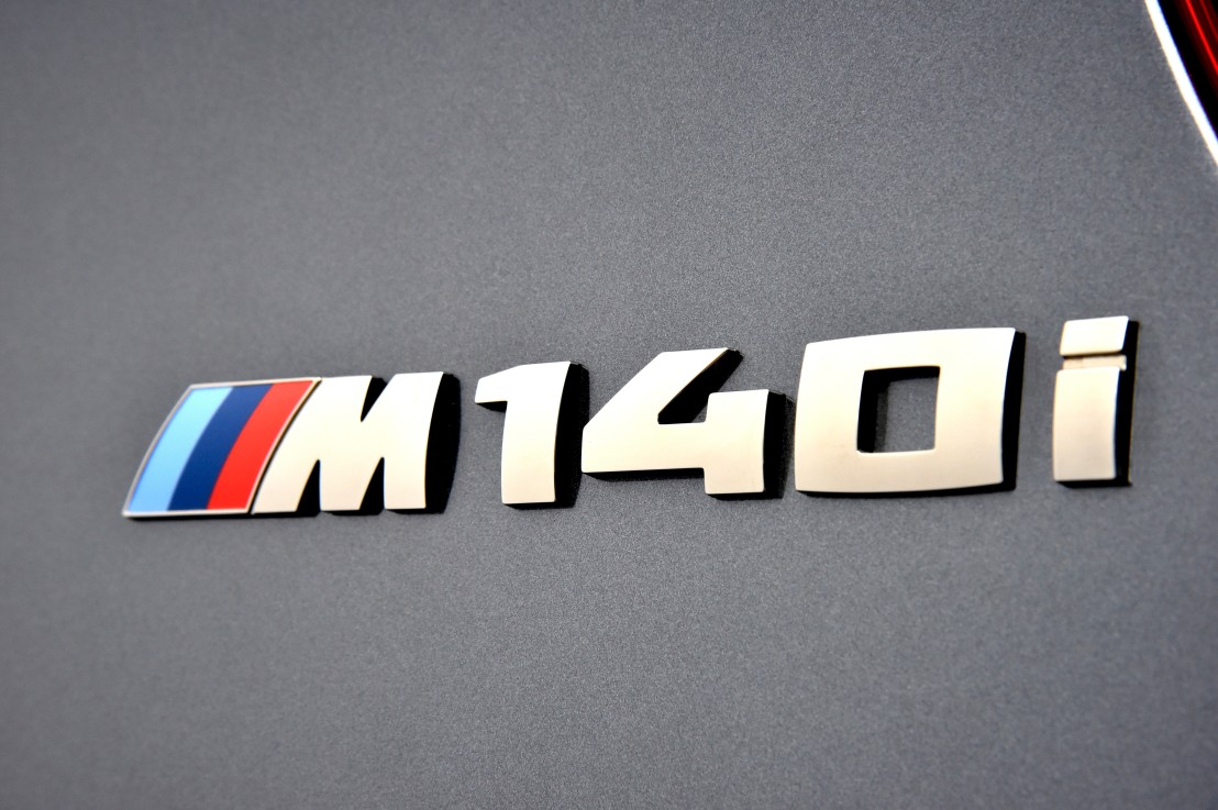 2018 BMW M140i performance manual VideoReview
