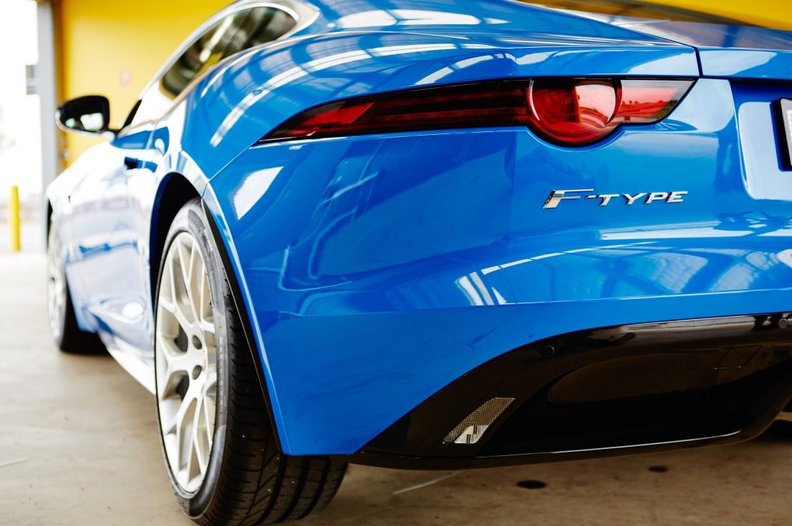 2018 Jaguar F Type 2.0L R Dynamic VideoReview