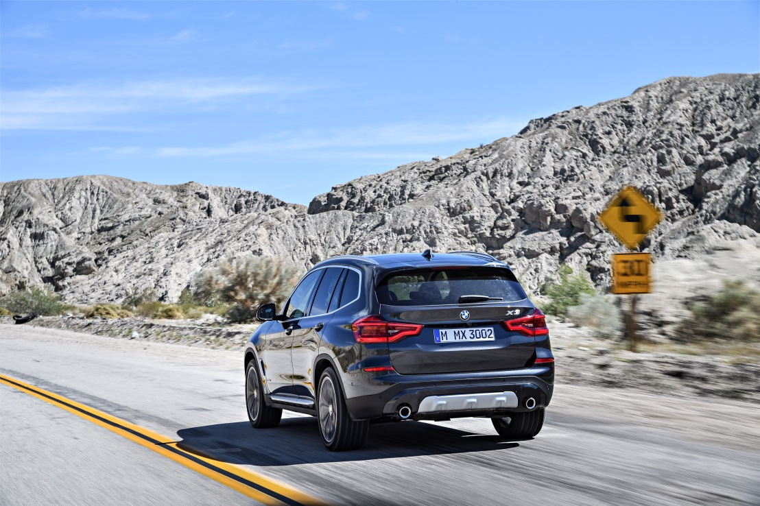 2018 BMW X3 30i X-line Review