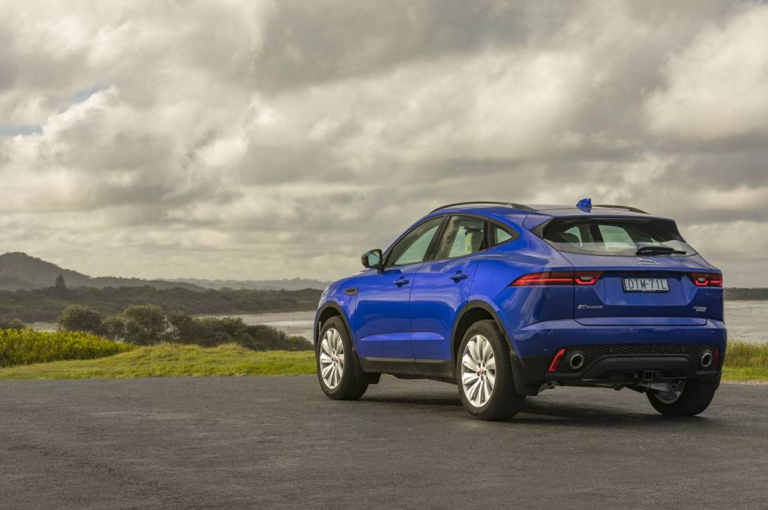 2018 Jaguar E-Pace R-Dynamic D180 Video Review