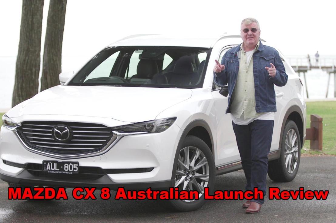 We Drive Mazda'sCX8