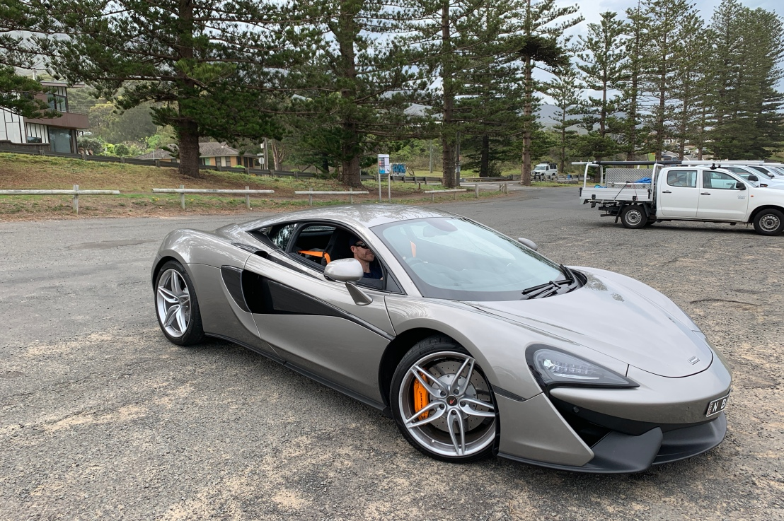 McLaren 540C VIDEO drive and review