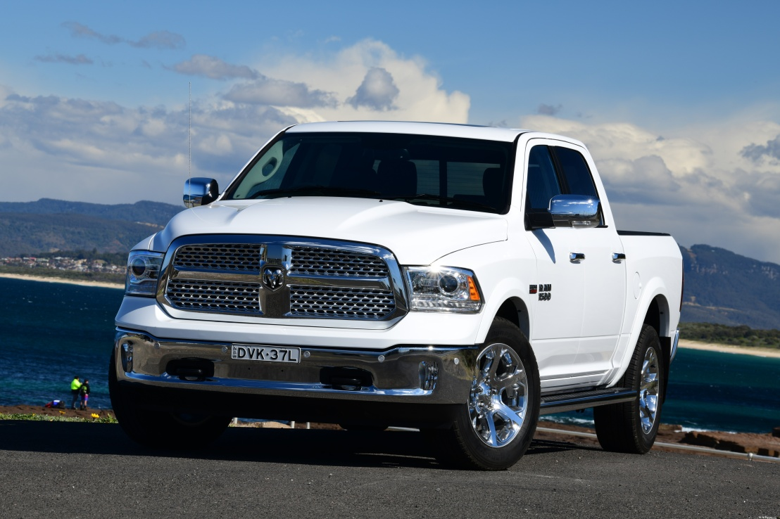 RAM 1500 Laramie VIDEO car review