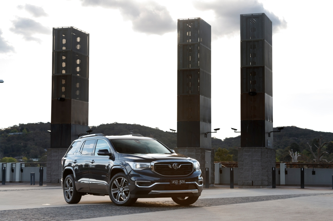 2019 Holden Acadia VIDEOREVIEW