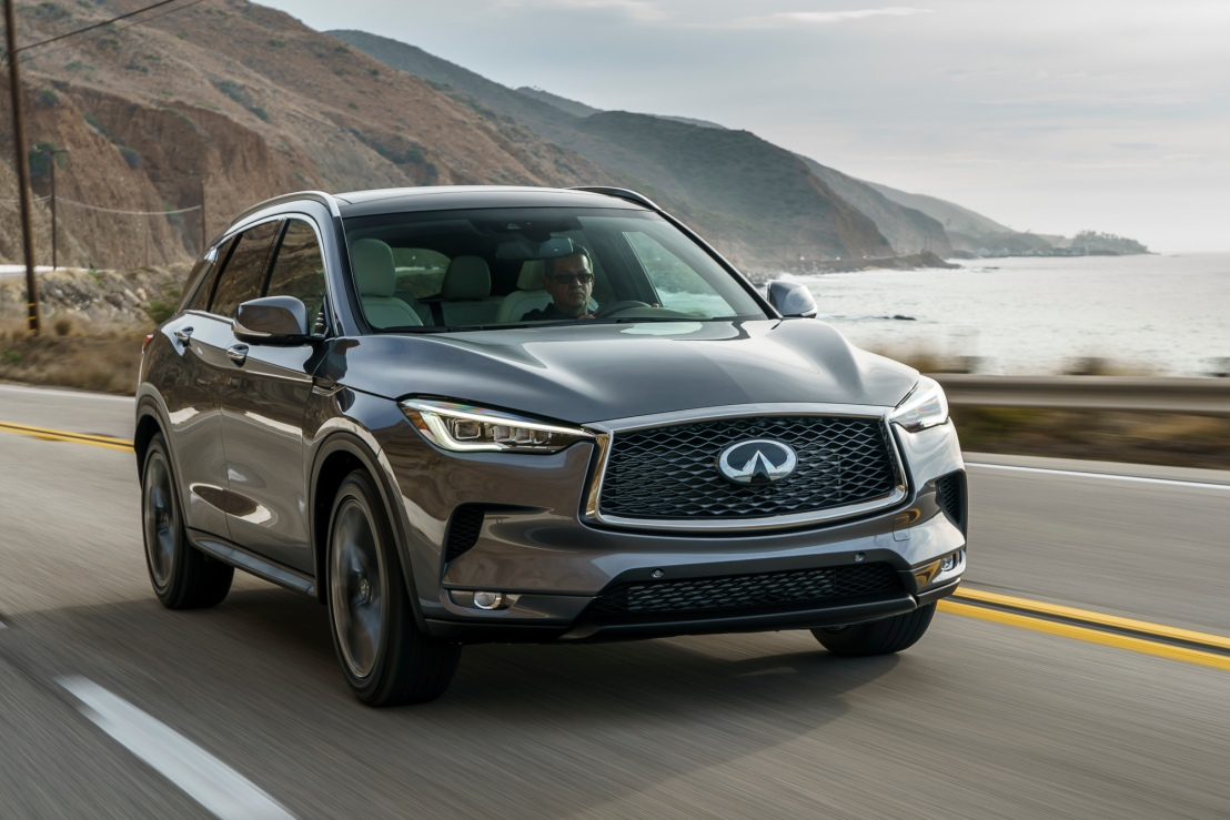 INFINITI's VC Turbo1 of 10 BEST ENGINES 2019