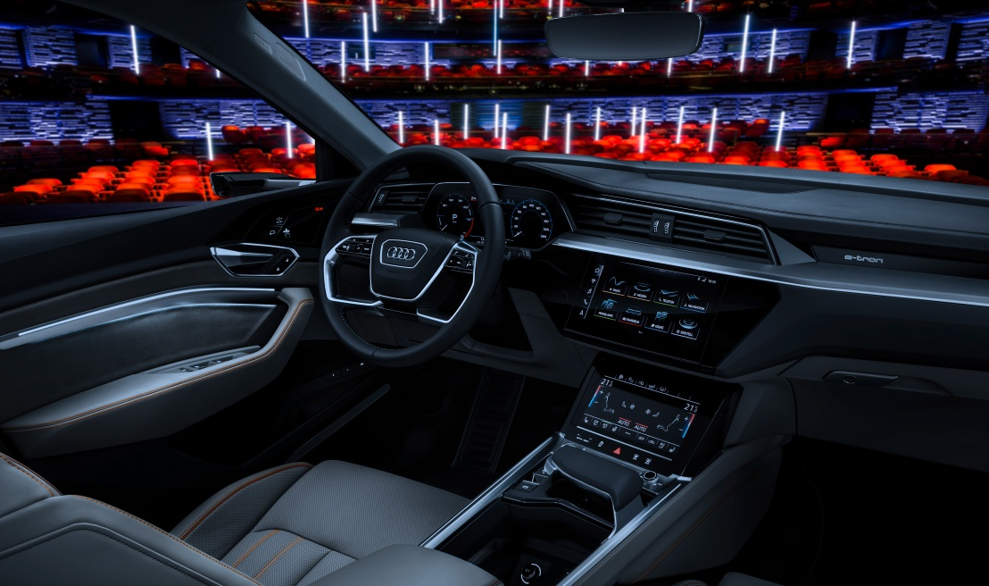 CES 2019 Audi's new Entertainment System