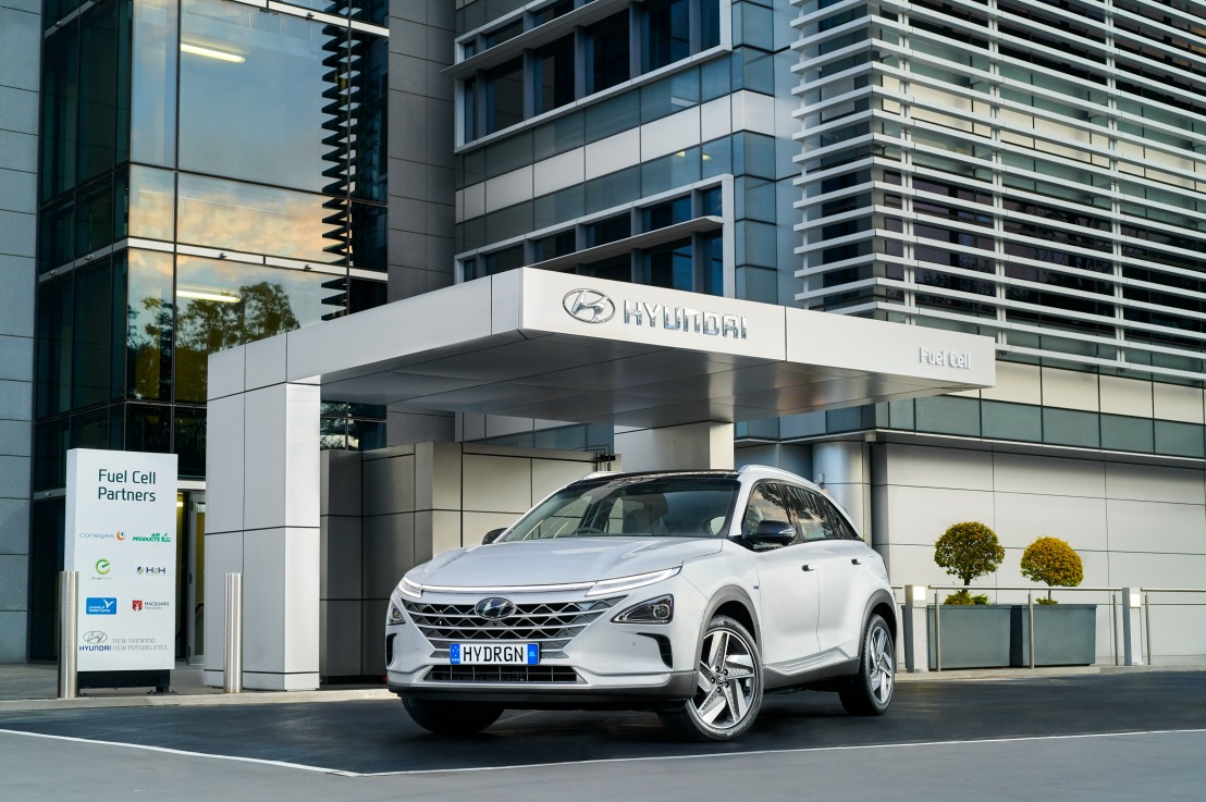 Hydrogen Future for Hyundai Kia