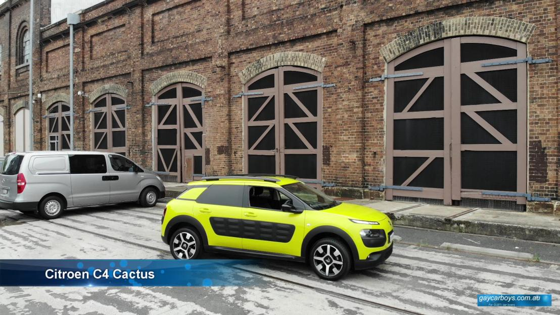 Citroen Cactus Video review